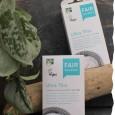 Préservatifs Ultra Thin (ultra fins) Fair Squared Equitable Vegan Boîte de 3 ou boîte de 10