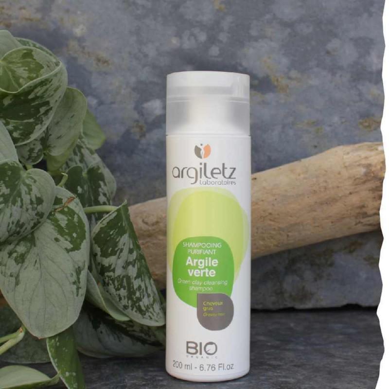Shampoing anti-pelliculaire Argiletz Argile verte
