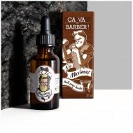 Huile barbe Bio à la Maximus ça va barber, made in France, 100% naturelle