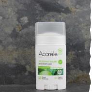 Déodorant Bio citron et mandarine verte 40g Acorelle