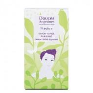 Savon Bio purifiant visage acné, peaux à problèmes, récis.e 100g Douces Angevines. Saponifié à froid.