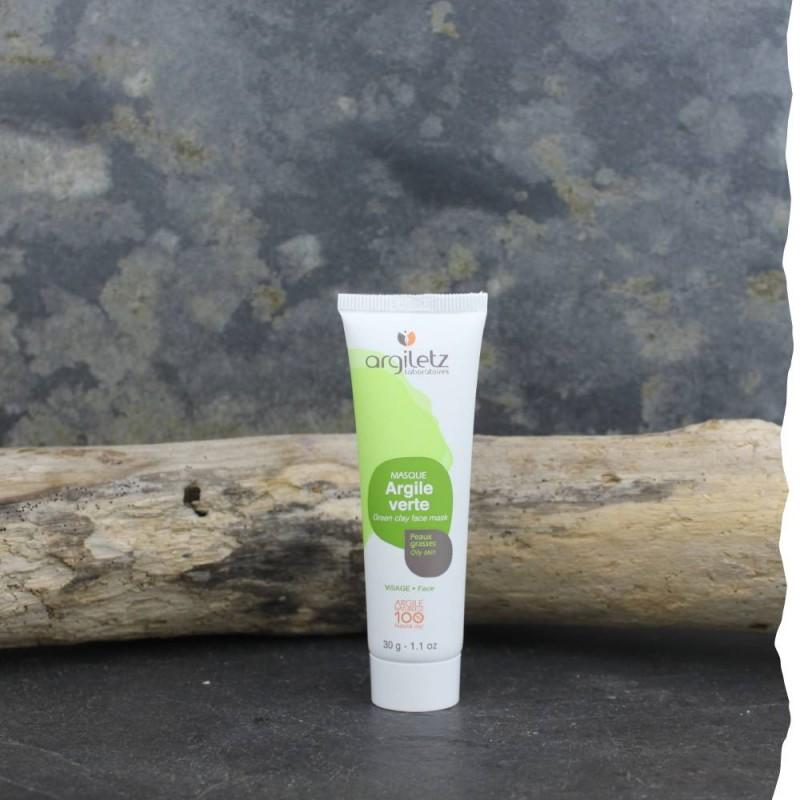 Masque argile verte prête à l'emploi Argiletz 30g