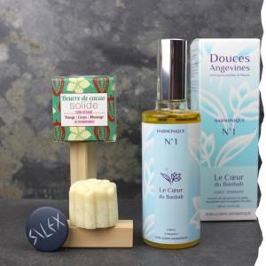 Coffret cadeau Spécial Saint Valentin Baobab 100% massage