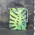 Pochette imperméable de transport pour cosmétiques solides Vadelma Créations - Modèle Jungle