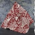 Mouchoirs réutilisables en coton à motifs