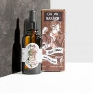 Huile à barbe bio made in France, senteur à l'Ancienne ça va barber ! 100% naturelle
