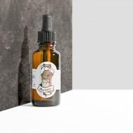 Huile à barbe bio fabriquée en France, senteur à l'Ancienne ça va barber ! 100% naturelle