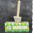 Lamazuna Dentifrice solide - Sauge citron, Bio Vegan Fabriqué en France