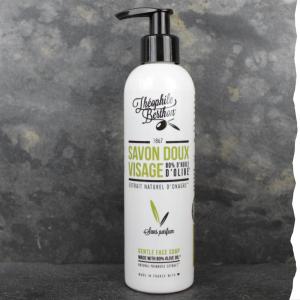 Naturel - Savon doux nettoyant visage homme Théophile Berthon