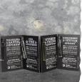 Parfums naturels / échantillons de 4 senteurs 100Bon à tester