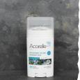 Déodorant Bio pour homme au genévrier et menthe. Acorelle. Made in France.