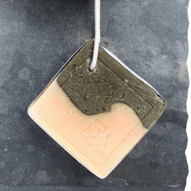 Shampoing solide surgras 100% naturel Zéro Déchet Purifiant Le Carré de Rablay Jojoba Lemongrass 100g