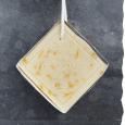 Shampoing solide et savon surgras 100% naturel Zéro Déchet Purifiant Le Carré de Rablay Lait de chèvre Calendula SAF 100g