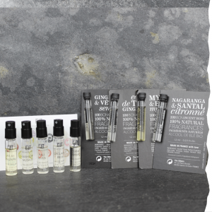 Parfums 100% naturels - 9 échantillons FiiLiT 100BON