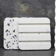porte savon 100% recyclé - Plastique recyclé - Made in France - Ecologique - Umaï