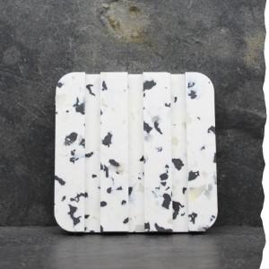 porte savon 100% recyclé - Plastique recyclé - Made in France - Ecologique - Umai
