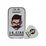 Cire à moustache, fixation forte, 100% naturelle, ça va barber, made in France, fabrication française, 100% végétale