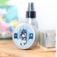 2 en 1 : Masque et exfoliant visage pour homme 100% naturel - Slow cosmétique - Fabriqué en France