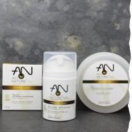 Rasage Bio : savon à raser bio, baume apaisant bio, pierre d'alun bio - cicatrisante - Fabrication française