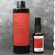 Parfum naturel pour homme 100BON - Ambre sensuel - 30ml - Fabrication française