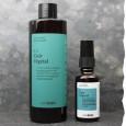 Parfum naturel pour homme 100BON - Cuir végétal - 30ml - Fabrication française