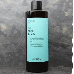 Parfum naturel pour homme 100BON - Shell Beach- 200ml - Recharge - Ecolo - Economique - Fabrication française
