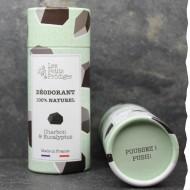 Déodorant naturel Charbon Eucalyptus Les Petits Prodiges - Made in France