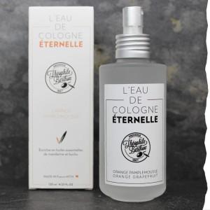 Eau de Cologne pour homme senteur Orange Pamplemousse 100ml Théophile Berthon Slow cosmétique Parfum Naturel