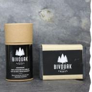 Coffret Bivouak Bio pour homme, made in France : savon surgras et déodorant 100% naturel