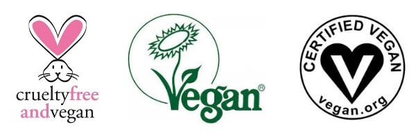 Principaux labels vegan