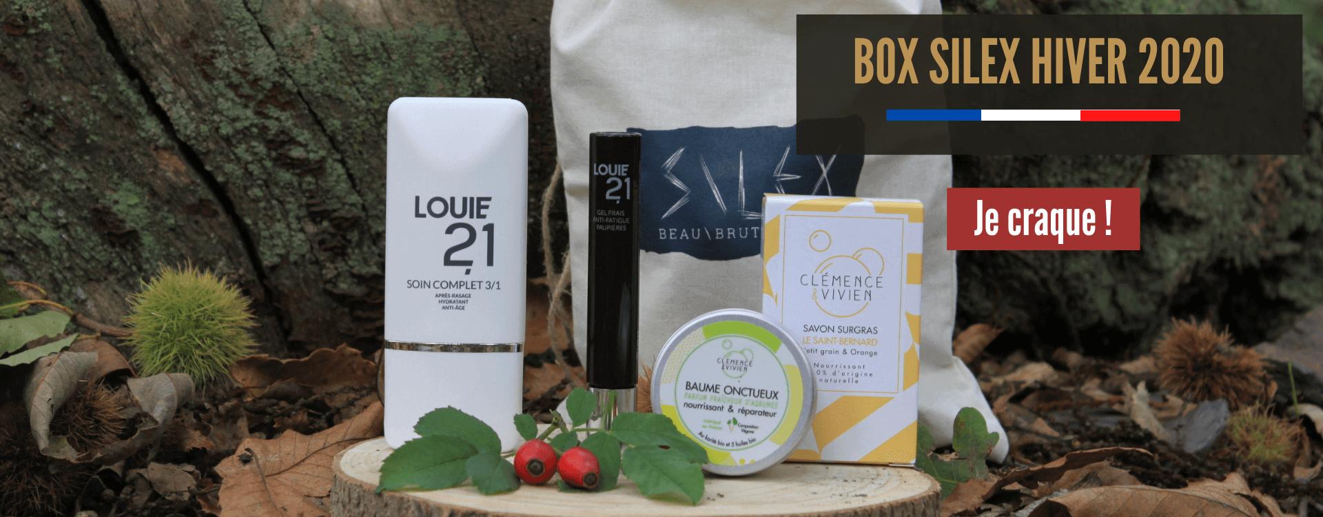 Box Silex Hiver 2020